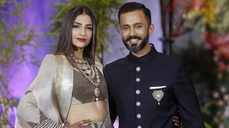 Sonam K Ahuja and Anand Ahuja's wedding was all over for almost a week in May.