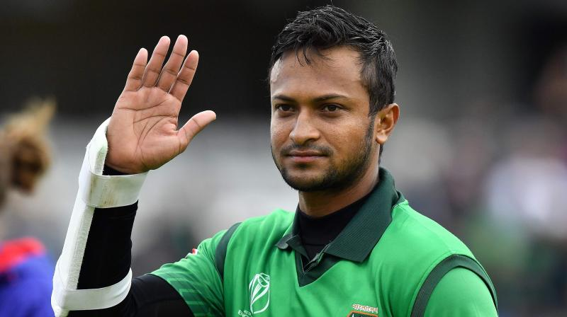 Bangladesh in their last match defeated West Indies by seven wickets after they successfully chased the target of 322 runs. (Photo: AFP)