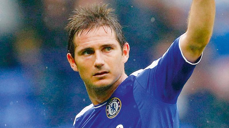 Lampard, who spent 13 trophy-laden years as a player at Chelsea, guided Derby to the Championship playoff final. (Photo: AP)