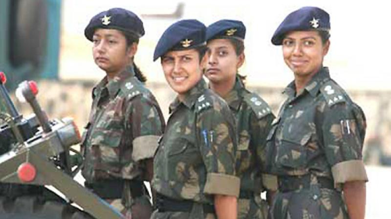 Army Chief Gen Bipin Rawat said the process to allow women in combat role, currently an exclusive domain of men, is moving fast (Photo: Representational/PTI)