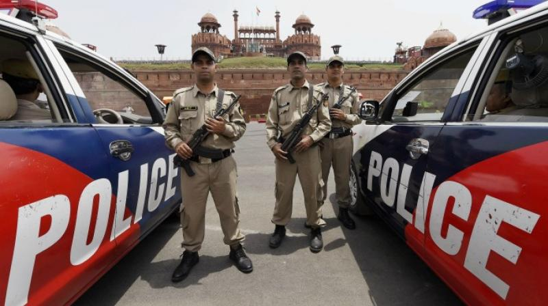 The officials -- a sub-inspector and a constable -- were from the Sector 39 police station and deployed at the Amrapali police check post when the incident took place around 2.30 pm on Wednesday, Senior Superintendent of Police (SSP) Ajay Pal Sharma said.  (Representational Image)