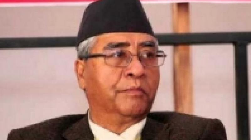 Nepali Congress chief Sher Bahadur Deuba appointed as Prime Minister. (AFP Photo)