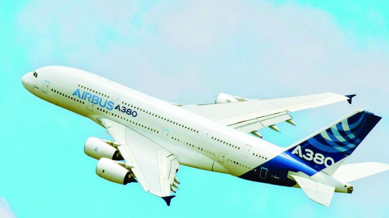 Airbus said on Thursday it had won a provisional order from an undisclosed customer for 10 A320neo planes worth USD 1.1 billion at list prices.