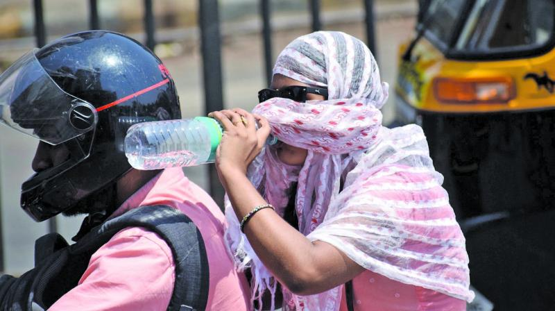 For Marathwada and Vidarbha region, the heatwave conditions will prevail,' said an IMD official.