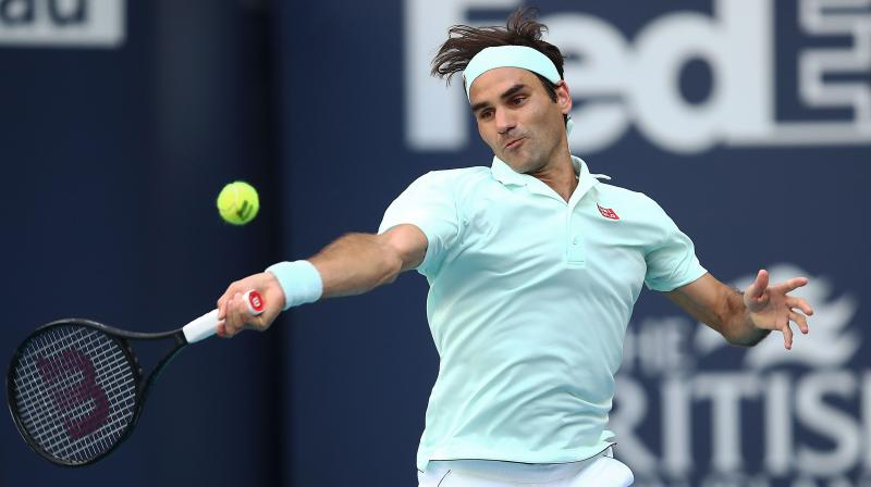 Federer will have little time to rest his 37-year-old legs before his clash against 19-year-old Denis Shapovalov, the highly regarded Canadian talent tipped for future Grand Slam success. (Photo: AFP)