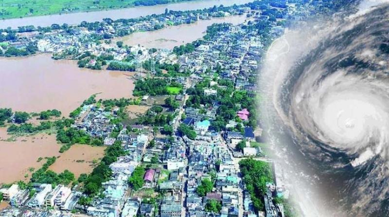With 76% of India's coastline prone to cyclones and tsunamis, it is easy to notice the increasing climactic threat in people.