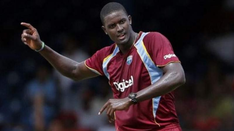 West Indies skipper Jason Holder. (Photo: PTI)