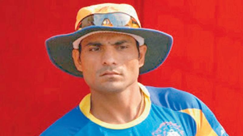 Former India cricketer Joginder Sharma. DC File Photo