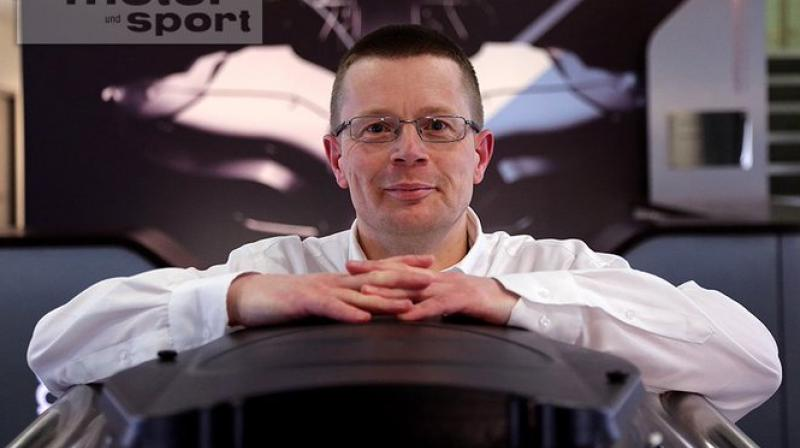 Andy Cowell, managing director of Mercedes.