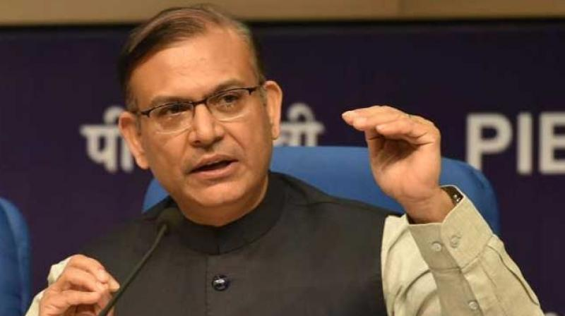 Minister of State for Civil Aviation Jayant Sinha. (Photo: PTI/File)