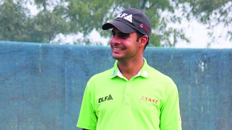 Shubhankar Sharma
