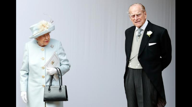 Known as the Duke of Edinburgh in Britain, Philip is also well-known for his love for speed. (Photo: AFP)