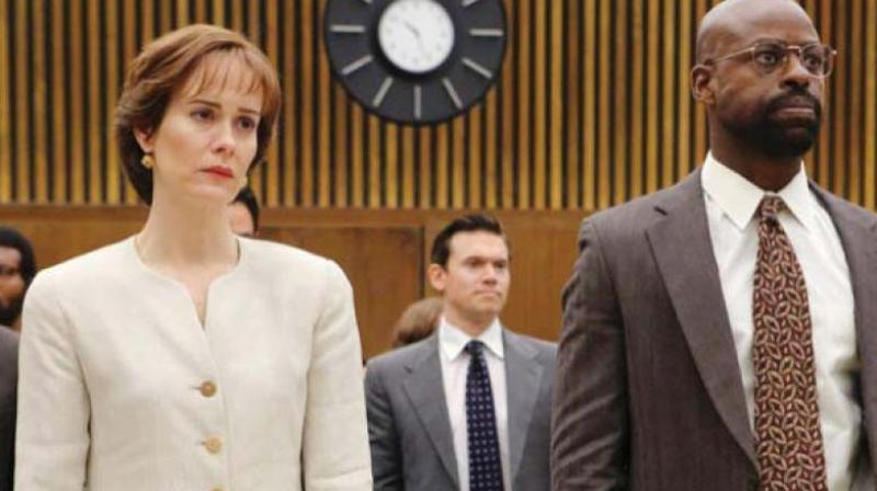 Netflix's original series, The People vs OJ Simpson is as riveting, as it is gripping, even for a relatively feeble TV serial watcher.