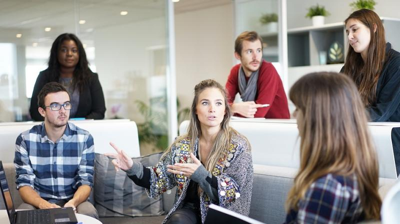 Extroverts at work enjoy a distinct advantage; motivational, emotional, interpersonal and performance-related. (Photo: ANI)