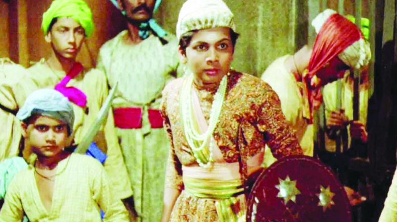 Viewers can enjoy feature-length movies like Bal Shivaji (The Young Shivaji), Heda Hoda (The Blind Camel) and Chota Sipahi (The Little Soldier).