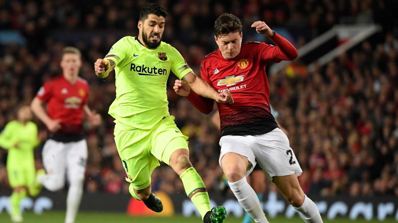 Barcelona have been knocked out in the quarter-finals three seasons running, and will be hoping to break the curse this year. (Photo: AFP)