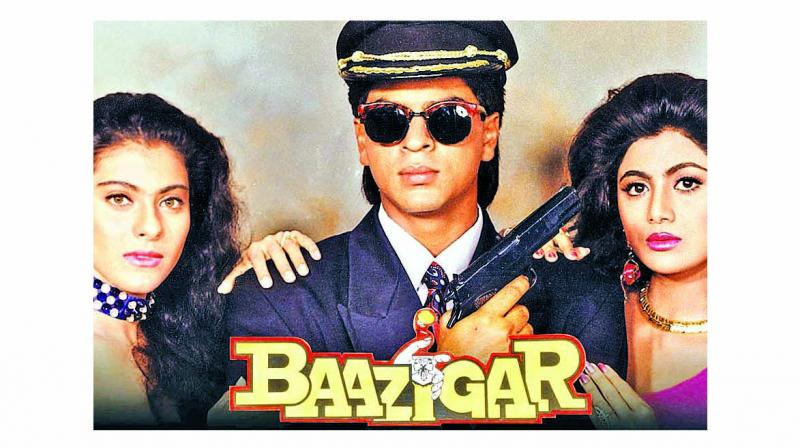 Shah Rukh Khan, at this stage in life, doesn't want to play a negative character, a role he aced in one of his initial films. We are talking about Abbas Mustan's Baazigar (1993) that made him an overnight superstar.