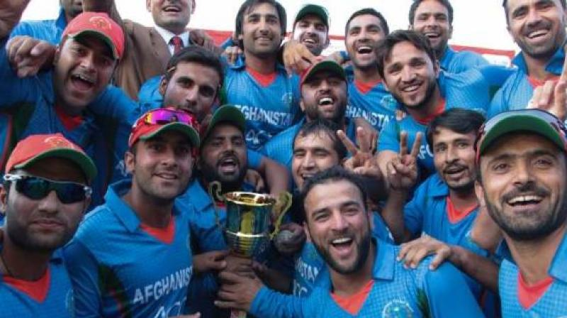 Afghanistan stunned West Indies in the T20 World Cup in 2016. (Photo: AFP)