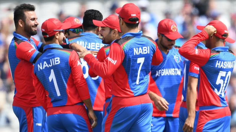 The Afghan team should be lauded as the heroes they are. No laurels are green enough for them.  (Photo: AFP)