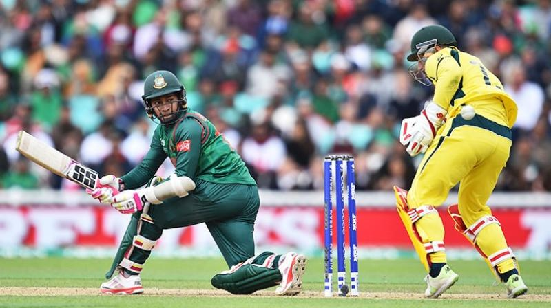Bangladesh has only one win against Australia in 20 one-day internationals, in 2005 in Cardiff. (Photo: AFP)