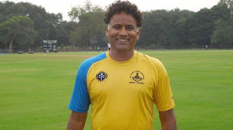 Chandrasekhar played seven ODIs for India and also featured in 81 first-class matches. (Photo: Twitter)