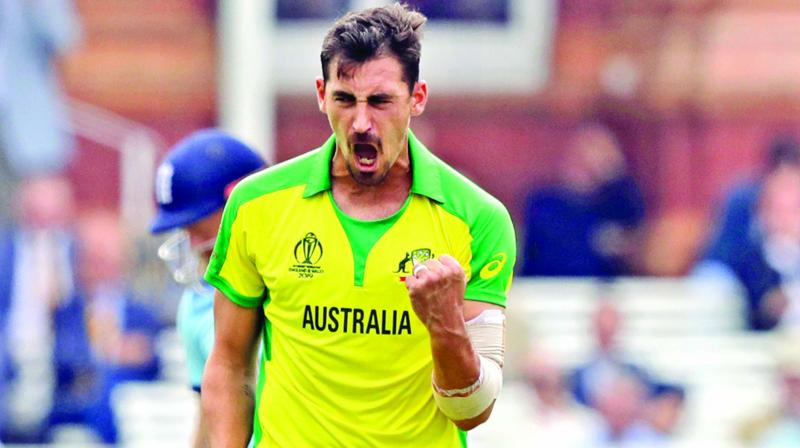 Starc said that it is winning that matters and he will be fine even if the team sticks with the same bowling attack throughout the series. (Photo: File)