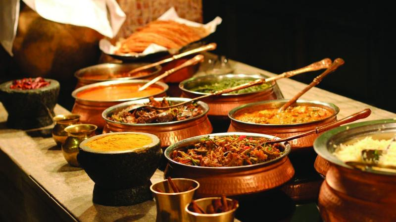Today a third wave of fancy Indian restaurants has hit London, calling themselves 'fusion'.