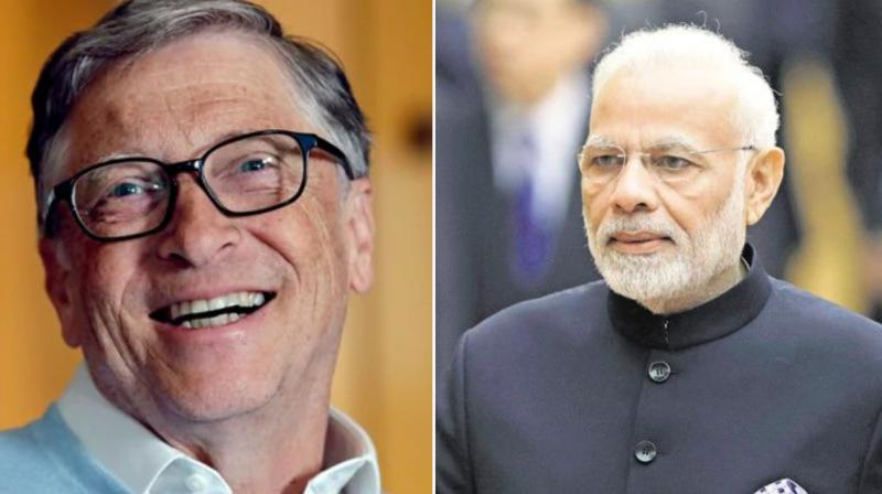 The Gates Foundation in a statement said it respects the petitioners' views, but Modi will receive its annual Goalkeepers Global Goals Award for providing 500 million people in India safer sanitation. (Photo: AP)