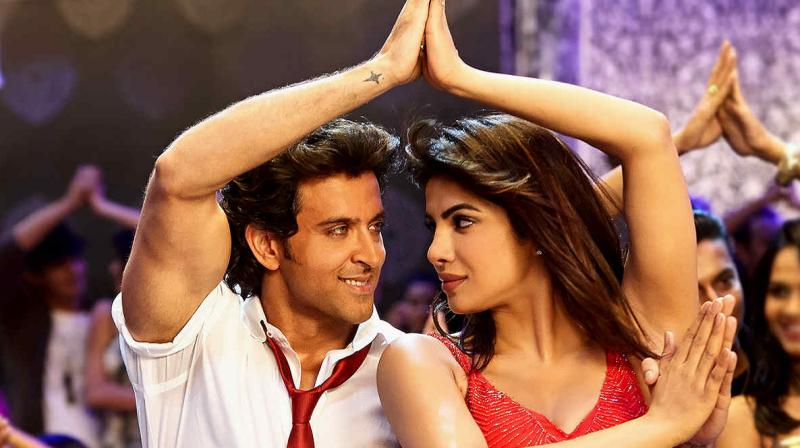 A still from 'Krrish 2'.