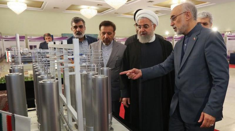 And Tehran is believed to have stepped up its own cyber capabilities in the face of US efforts to isolate the Islamic republic. (Photo: AFP)