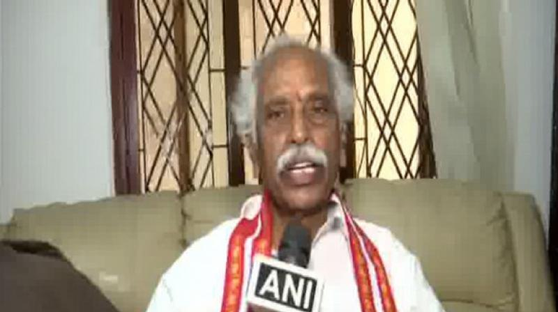 Former Union Minister and BJP leader Bandaru Dattatreya on Sunday said that several Muslims in the state have come forward to take the party's membership, as they have accepted the leadership of Prime Minister Narendra Modi. (Photo: ANI)