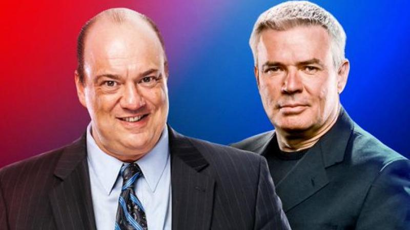 Heyman has served as the President of ECW from 1993 to 2001. (Photo: WWE/Twitter)