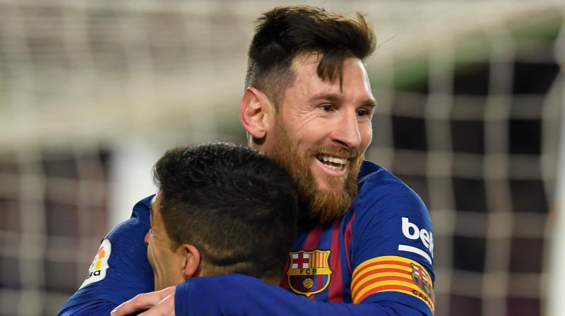 Messi is the modern avatar of a universally loved sportsman, the man with the golden boots, the winner of six Ballon d'Ors, member of Olympics gold-winning Argentina and a million Euros a week footballer who was at odds with his favourite club. AP Photo