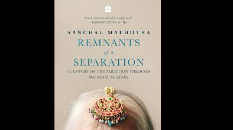 Remnants of a Saperation by Aanchal Malhotra