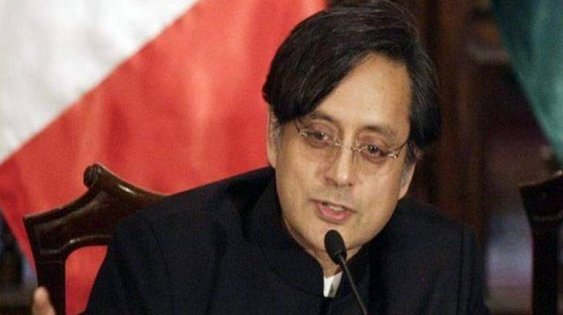 In the petition, it was mentioned that Tharoor refused to apologize for his remark. (Photo: ANI)