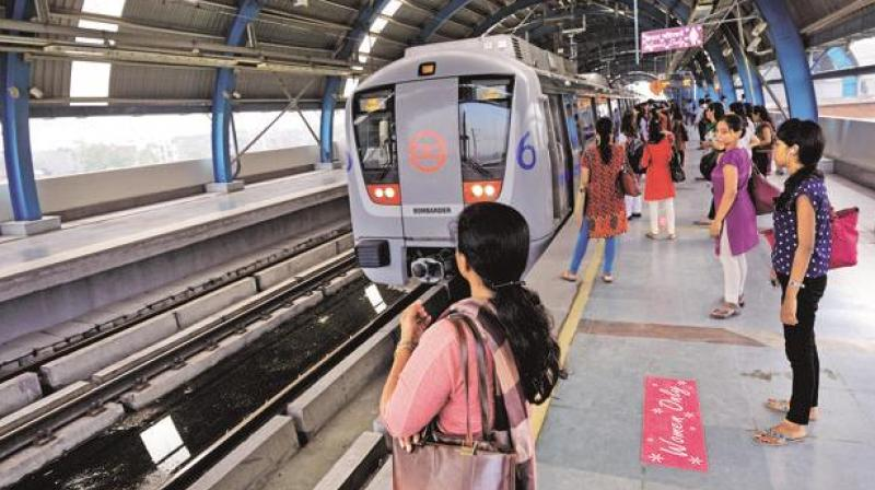 The man later told the security personnel that he was upset as he had a tiff with his wife and hence thought of attempting suicide (Photo: representational | PTI)