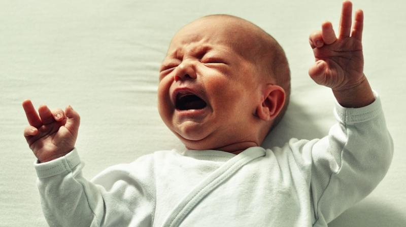 This prompted Liu to set out and identify different attributes of cries that can help mark them as expression of pain or discomfort. (Photo: Pixabay)