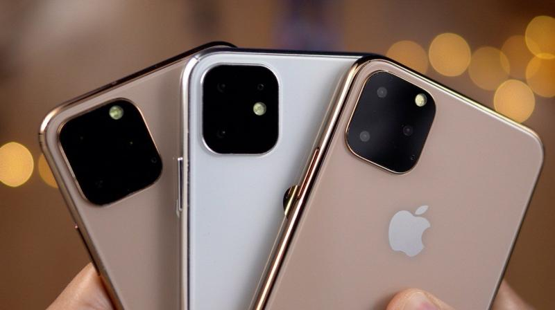 The devices have been referred to as iPhone 11, iPhone 11 Pro and iPhone 11 Pro Max in the past.(Photo: 9to5Mac)