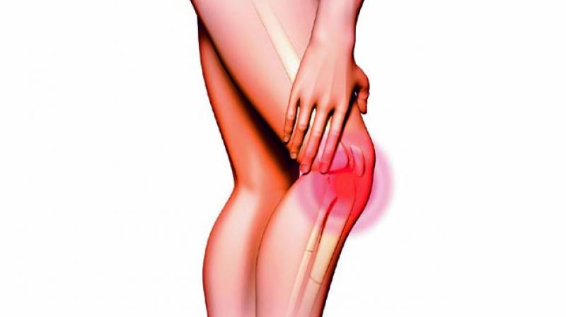 In India, about 18 crore people suffer from arthritis, of which osteoarthritis is one of the most disabling disease.