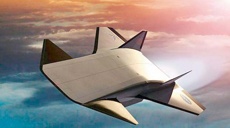 What's more, among the spin-offs of designing these hypersonic vehicles is the ability to equip India's next generation fighter jets with 'Stealth' capability to avoid detection by radars of adversaries.