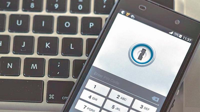 U.S. Institute for Standards and Technolo-gy recommends users to come up with a password of 16 characters, ideally a mix of letters and numbers