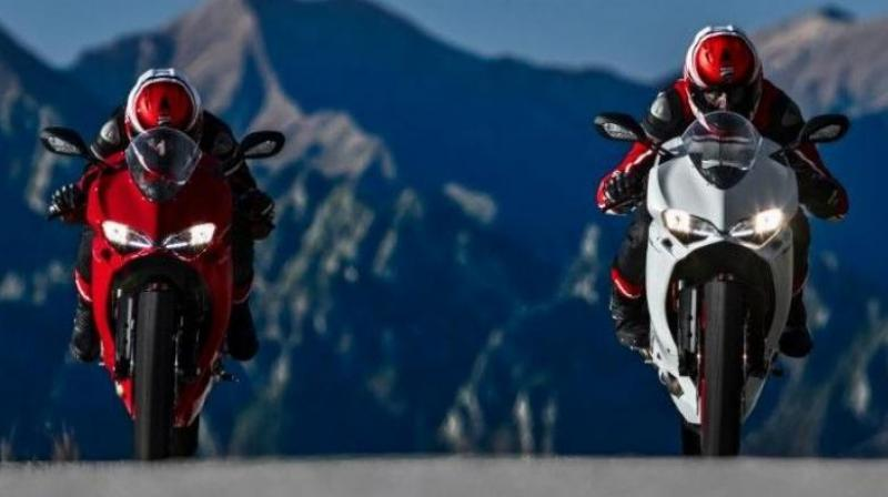 Italian superbike manufacturer Ducati has set up its exclusive dealership in the city, taking the total such facilities to eight across the country.