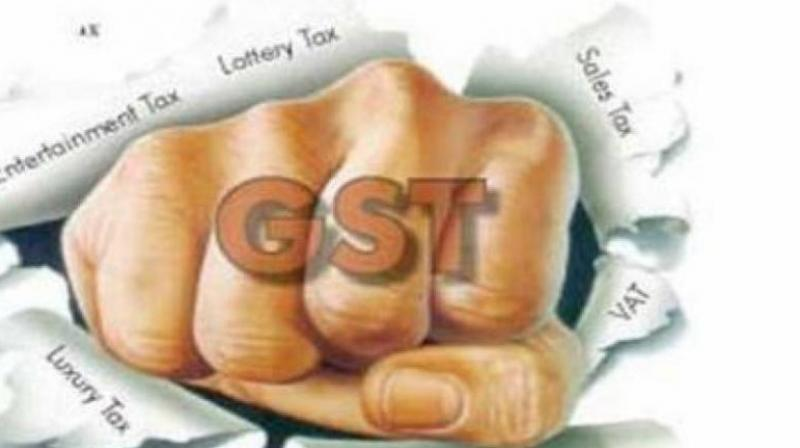 In the first eight months (April-November) of the current fiscal, the government has mopped up over Rs 7.76 lakh crore from GST.