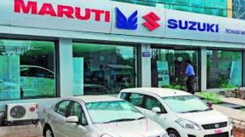 Maruti Suzuki India said on Tuesday that the company along with its employees will donate Rs 3.5 crore as Kerala flood relief effort.