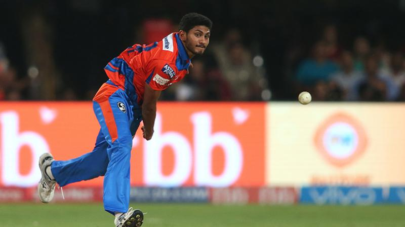 The 25-year-old pacer, who rose to fame during his stint with Gujarat Lions, feels he will stick to his stock delivery, which is the yorker. (Photo: BCCI)