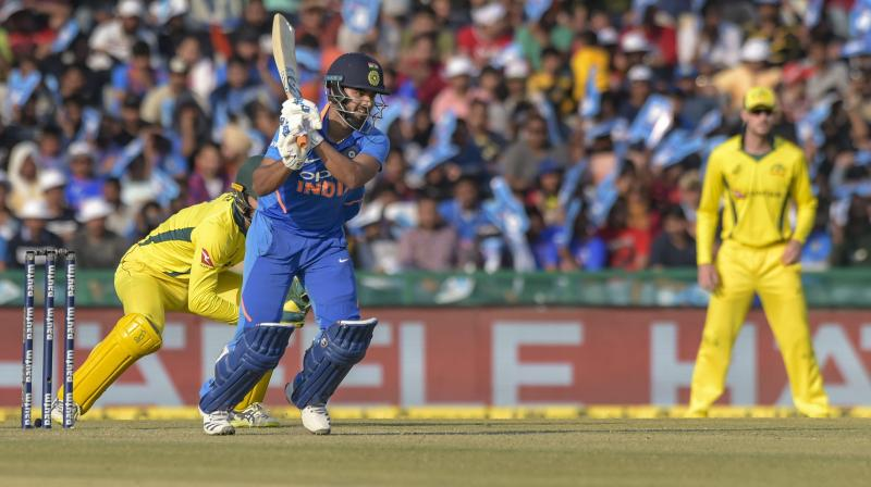 Pant will be eyeing a successful IPL with the rechristened Delhi Capitals. (Photo: PTI)