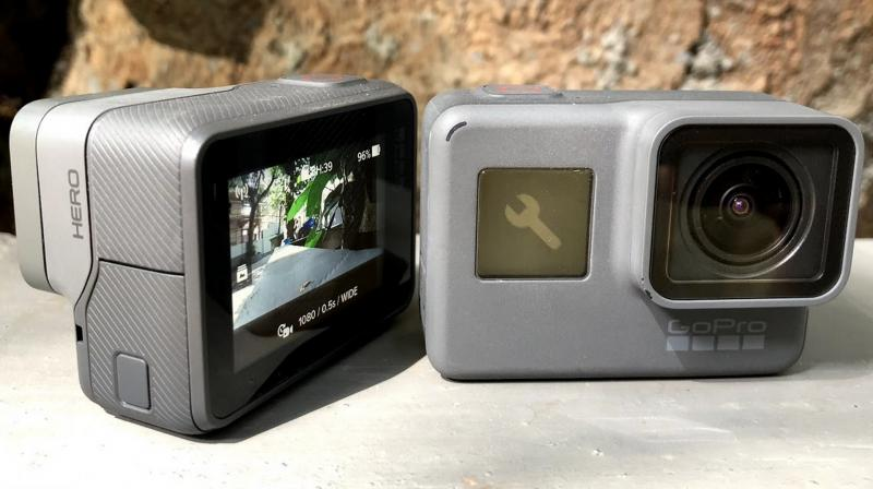 The waterproof and rugged body and the simplicity offered is what the GoPro commands and all this in a small price are worth a product to have along with you on every trip.
