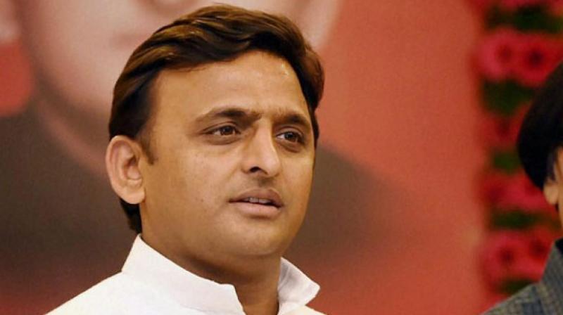 Samajwadi Party president Akhilesh Yadav (Photo: PTI)