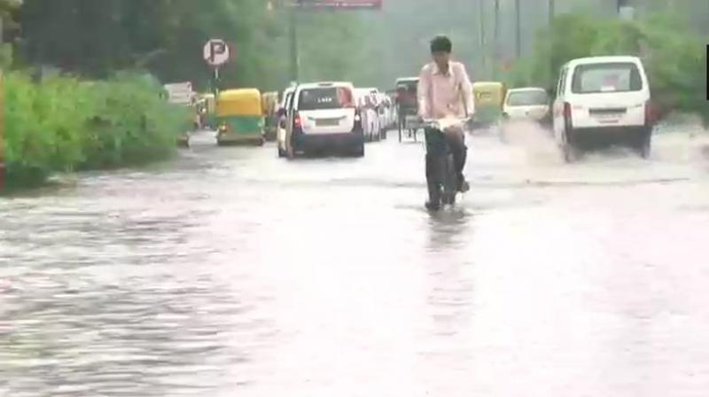 The residents of the western suburbs will have to bear waterlogging in Bandra and Khar, at least this monsoon, as the Brihanmumbai Municipal Corporation (BMC) is still struggling to widen the major storm water drain (SWD) in Bandra.