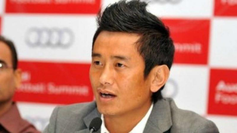 Former Indian football team captain Bhaichung Bhutia on Tuesday expressed disappointment that Sikkim was not excluded from the ambit of the Citizenship (Amendment) Bill, unlike several other states in the north-east. (Photo: File)